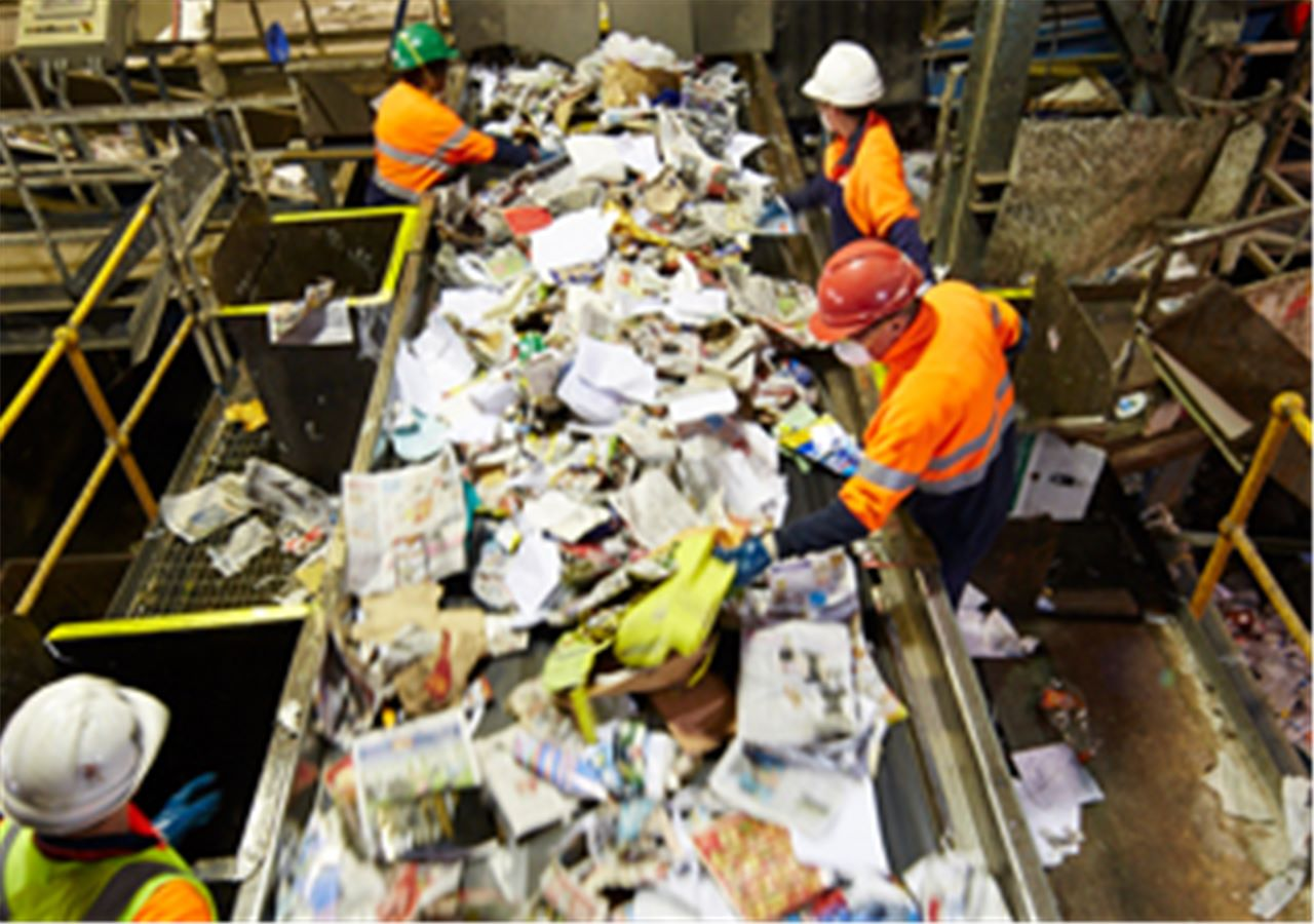 Handling the full continuum of waste streams