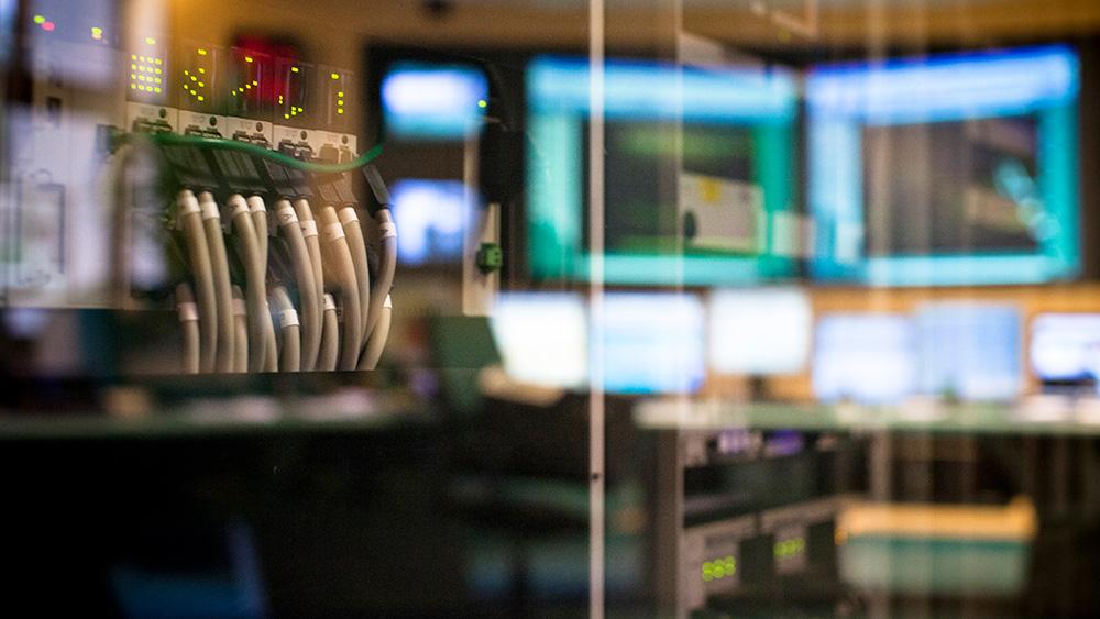 Smart control centre