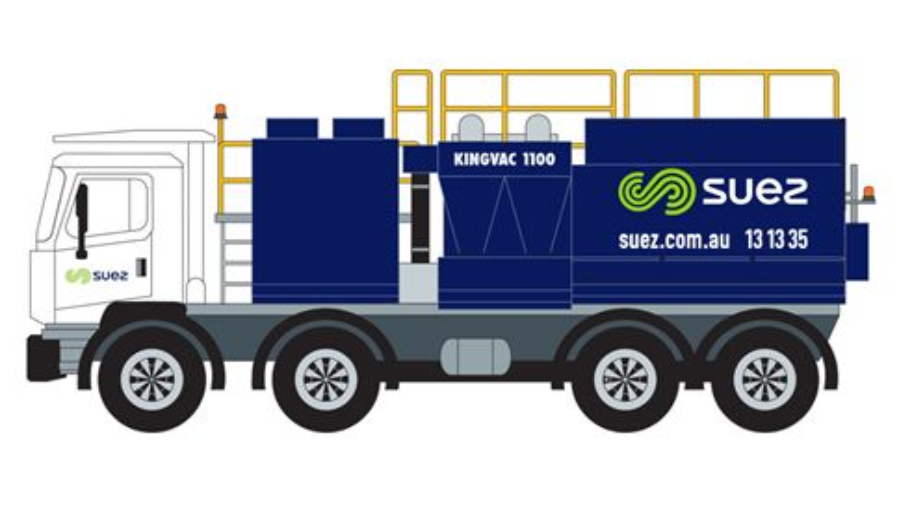Kingvac truck