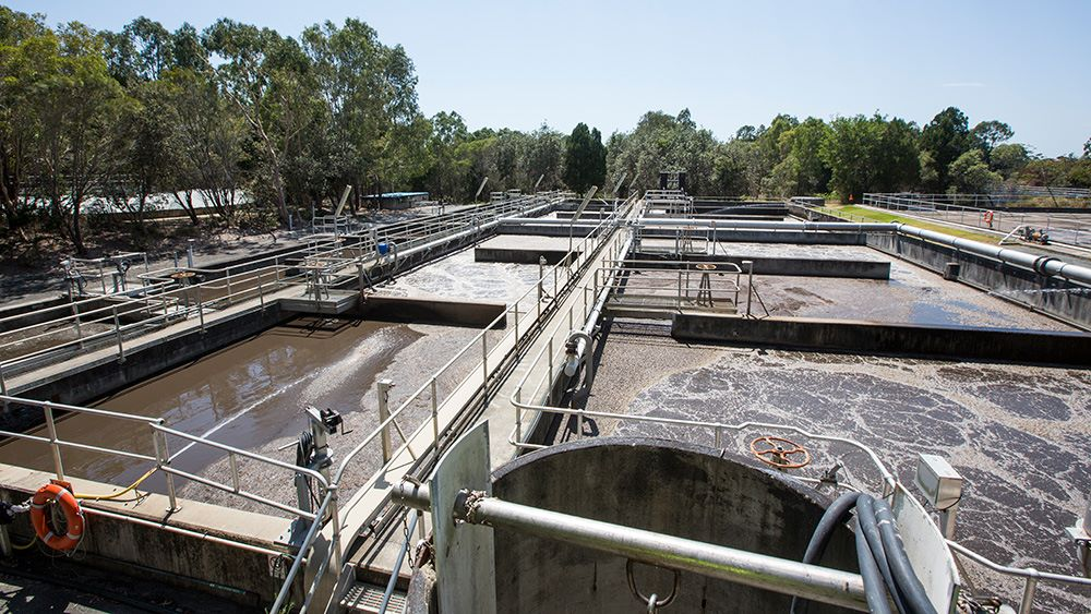 Overview of Noosa Wastewater Treatment Plant bioreactors