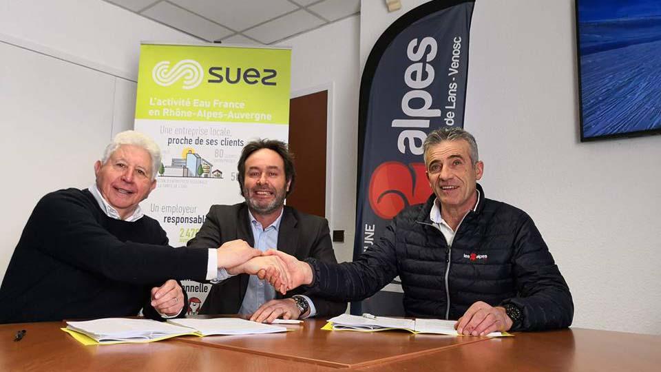 Signature contrat 2 Alpes