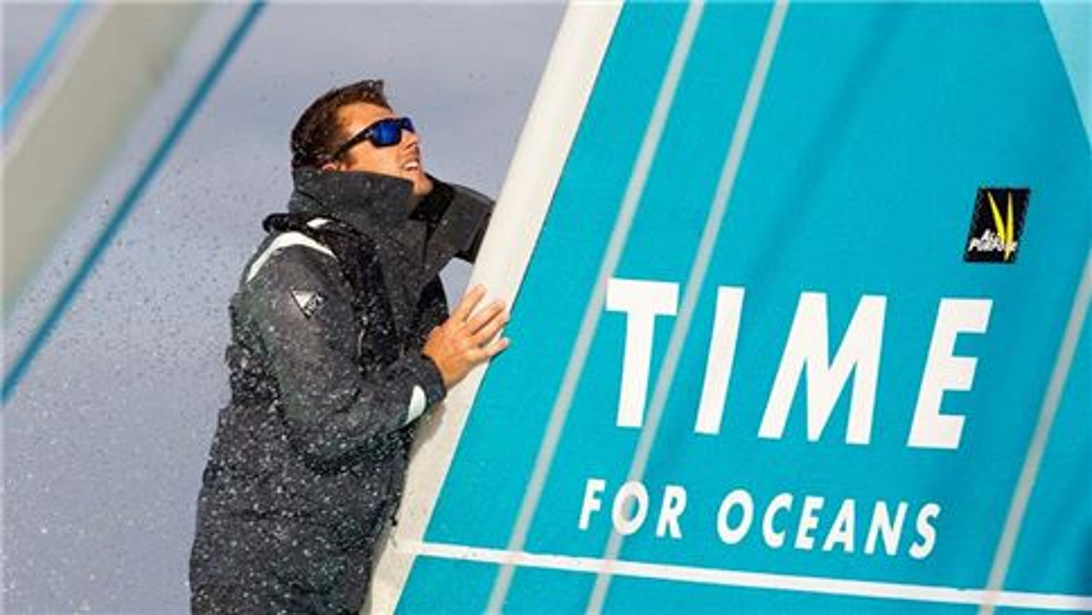 Time for ocean