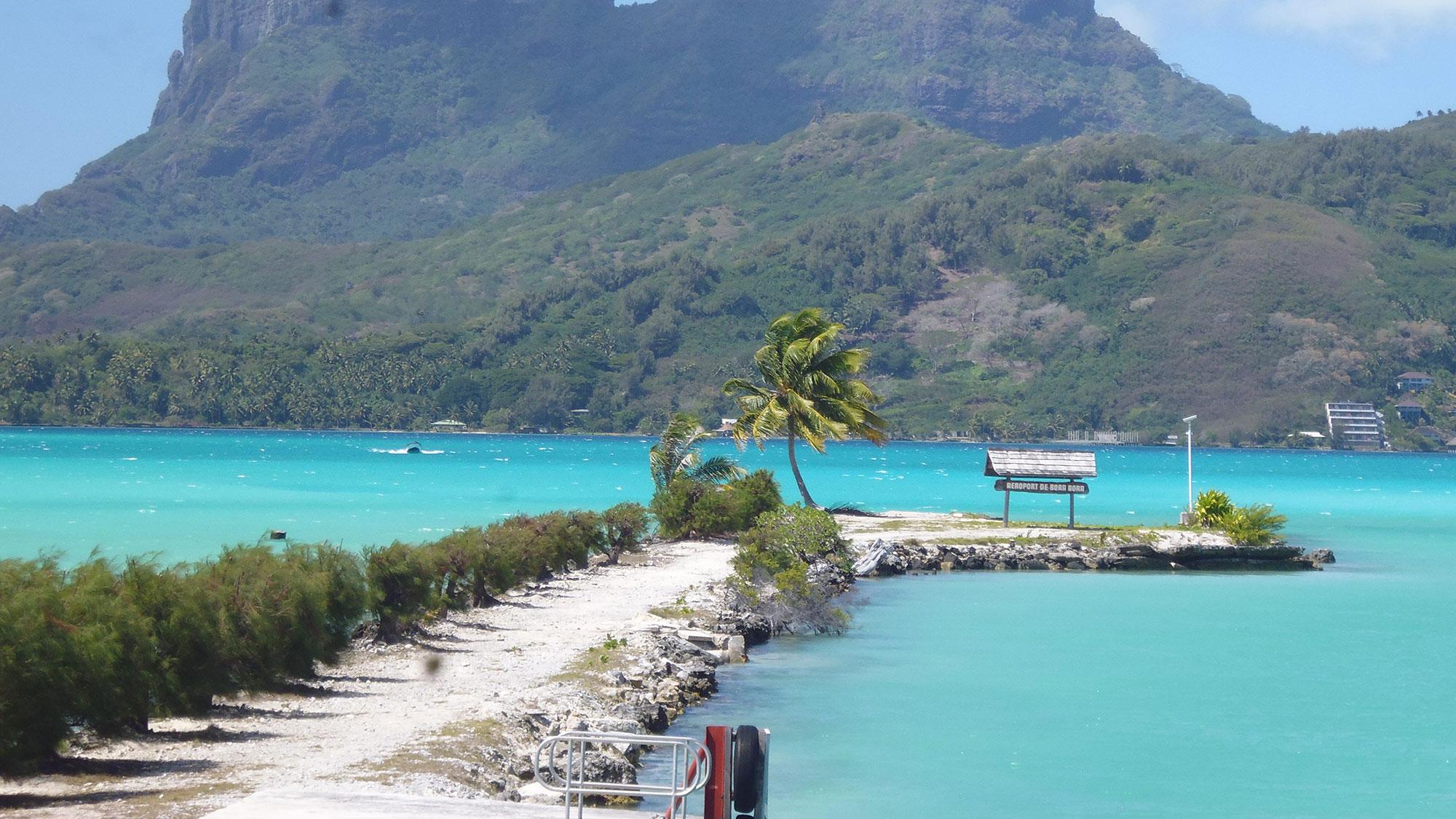 Gestion du cycle de l'eau à Bora Bora