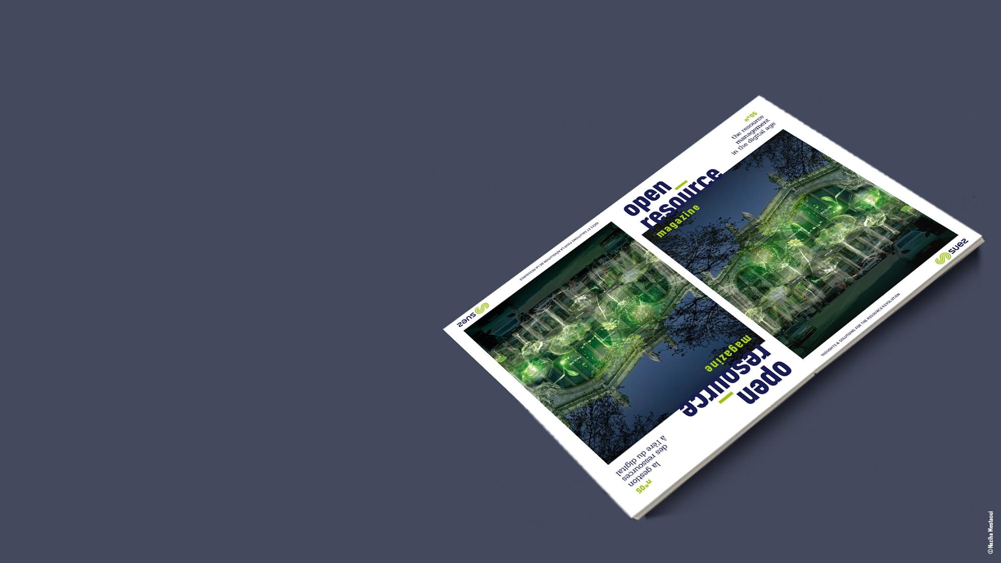 couverture du numéro 5 d'open_resource