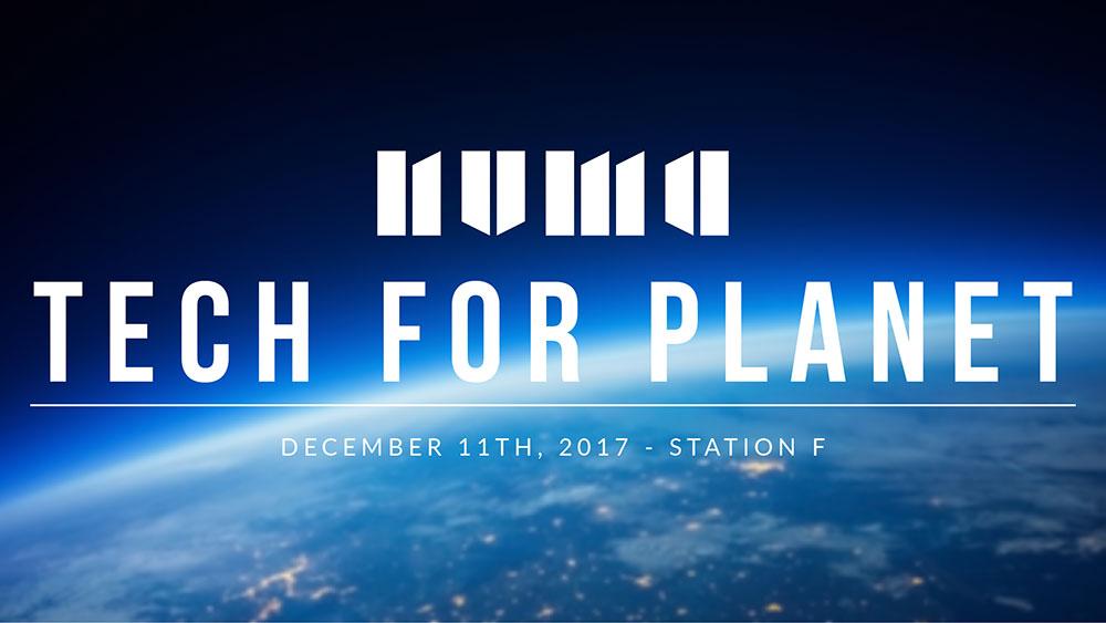 Tech for Planet (bandeau)