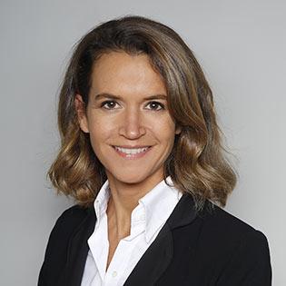 Mathilde Rodié - Financial Communications Director of SUEZ Group