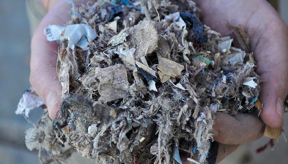 Transforming waste