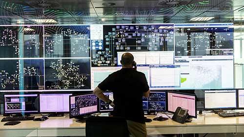 Smart Operation Center SUEZ