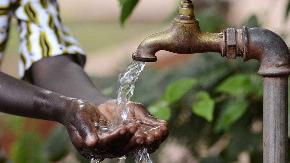 Gerenciamento de água