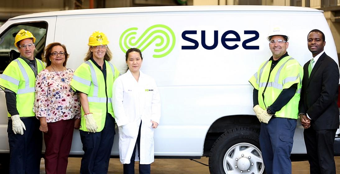 SUEZ launches single brand to integrate