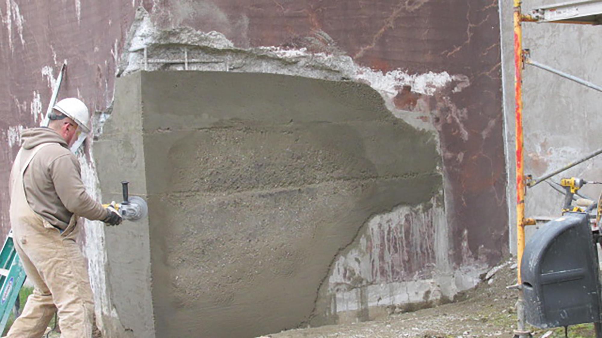 Concrete Asset Management Program