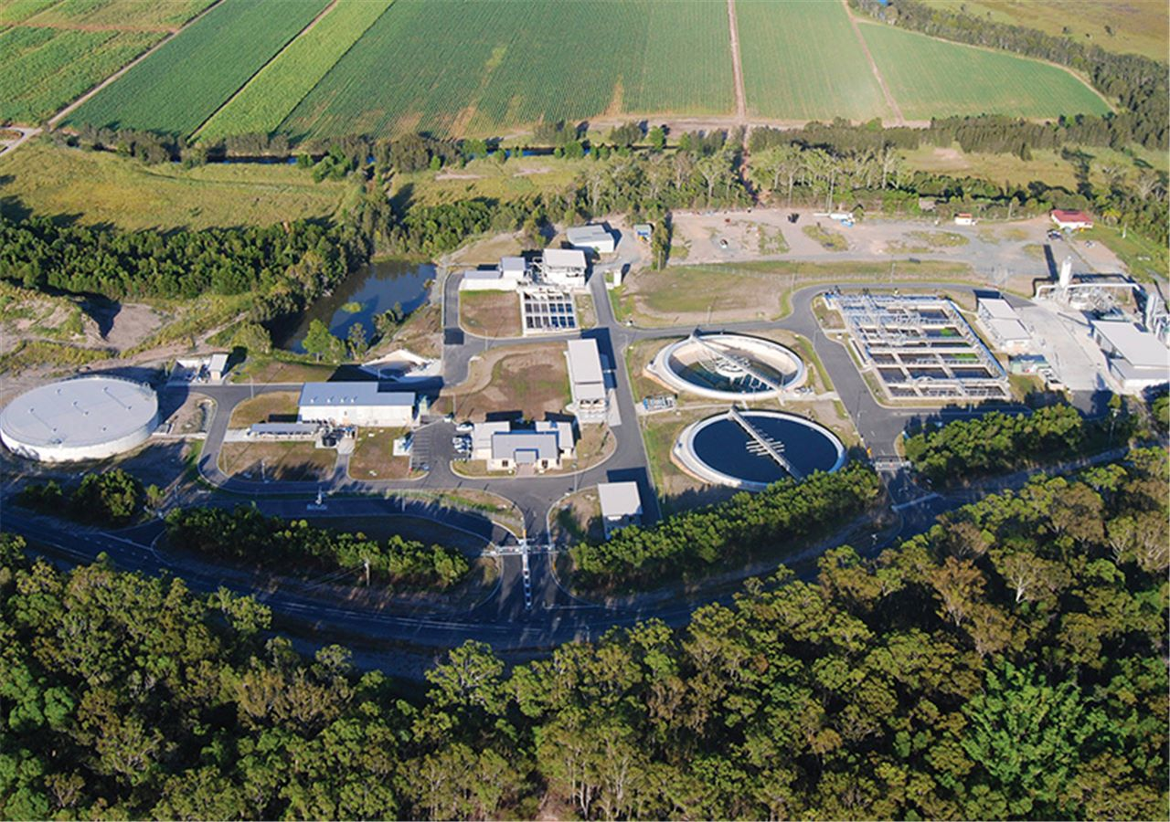 Renewing Pimpama's Water: Pimpama Recycled Water Plant