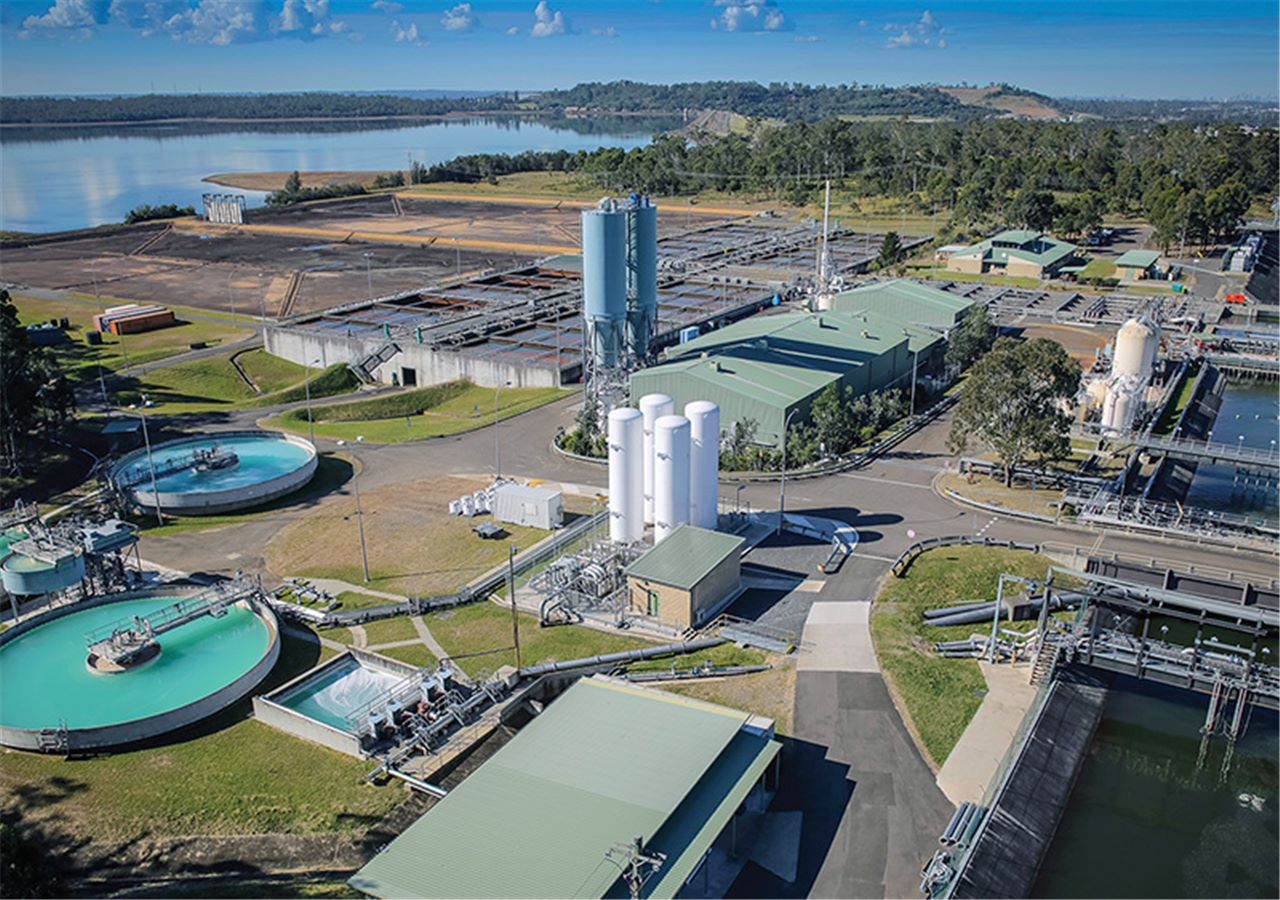 Keeping Sydney's Taps Flowing: Prospect Water Filtration Plant