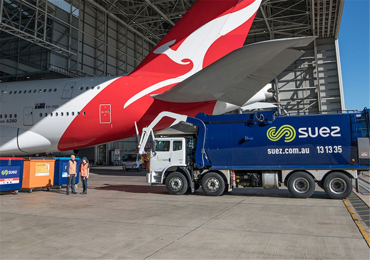 Reaching New Heights with Qantas