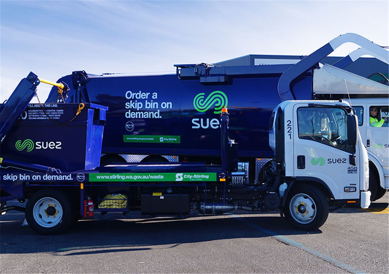 Stirling Innovation in Hard Waste Collection: Local Government