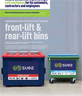 REL/FEL Bin Safety Brochure