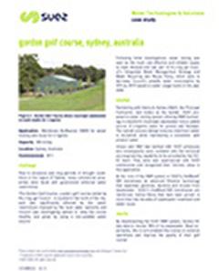 Gordon Golf Course, Sydney, Australia