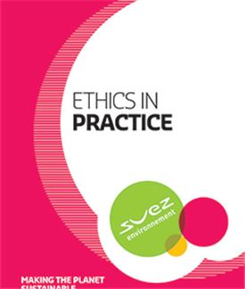 SUEZ Ethics in Practice