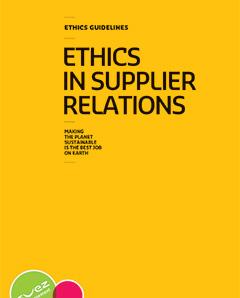 SUEZ Ethics in Supplier Relations