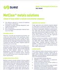 MetClear metals solutions