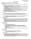 SUEZ_ANZ_ResourceCo Terms and Conditions PO for procurement