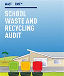 School waste and recycling audit