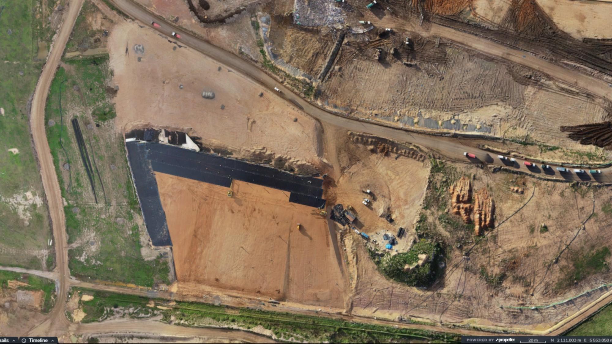 suez anz news project HALLAM ROAD LANDFILL_ODOUR REDUCTION PLAN