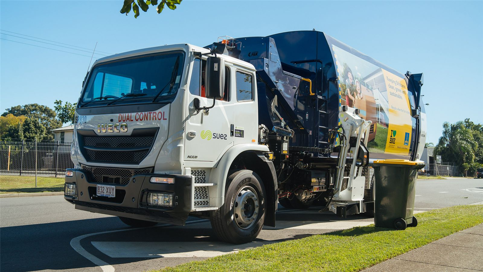 SUEZ business case brisbane cc header fleet 2000x1125