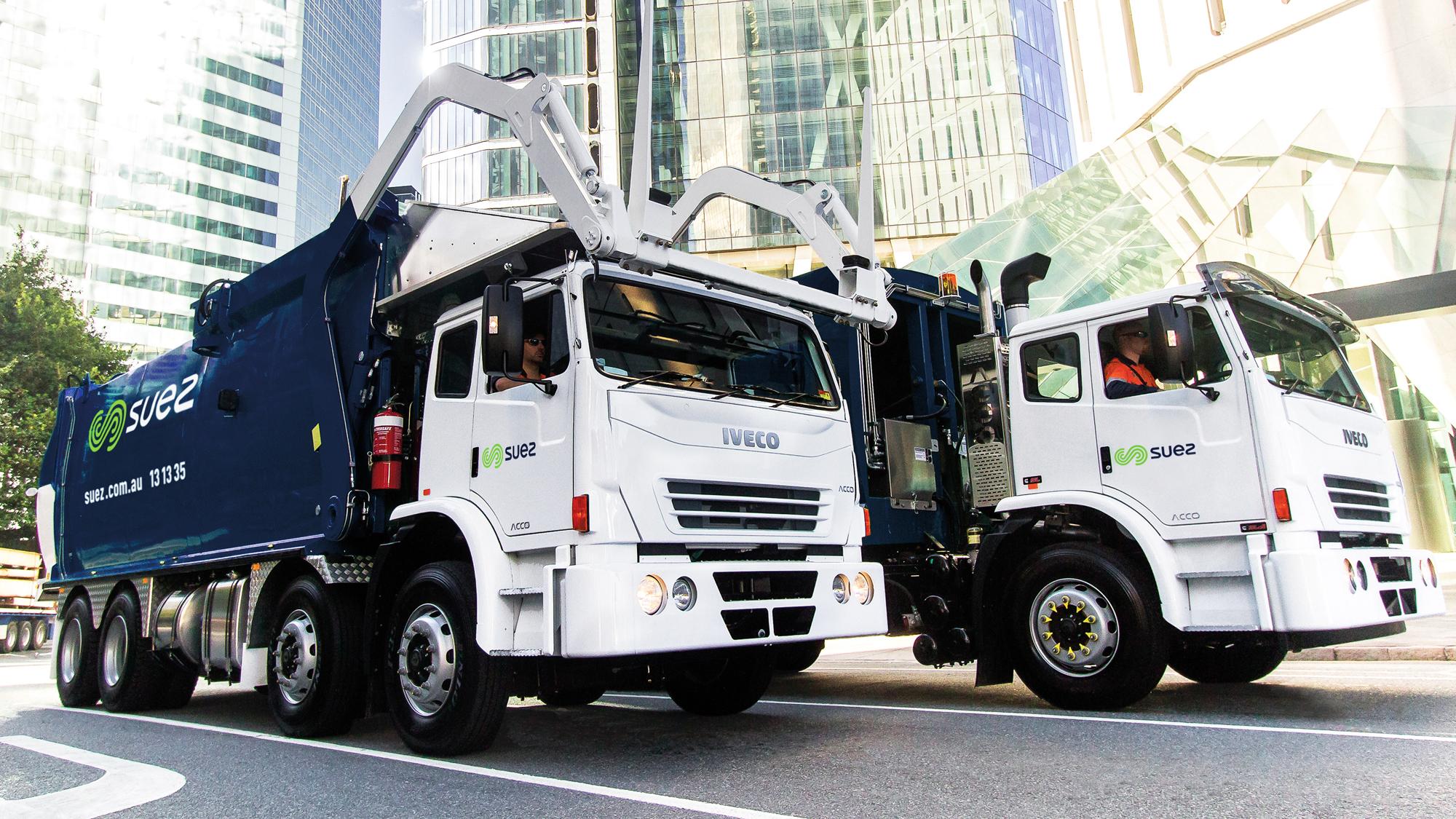 Vehicles - SUEZ in Australia and New Zealand