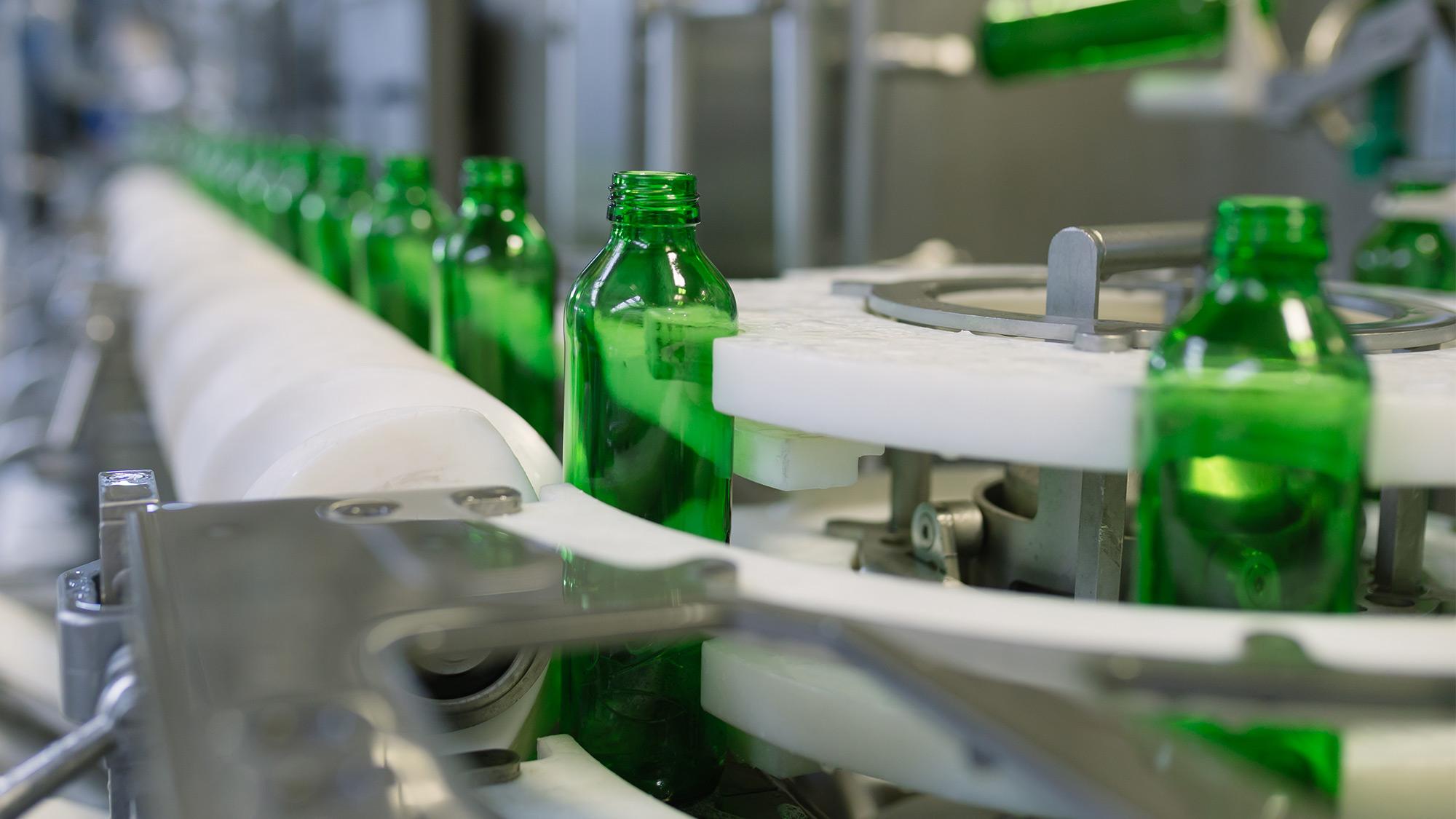 SUEZ food and beverage industry