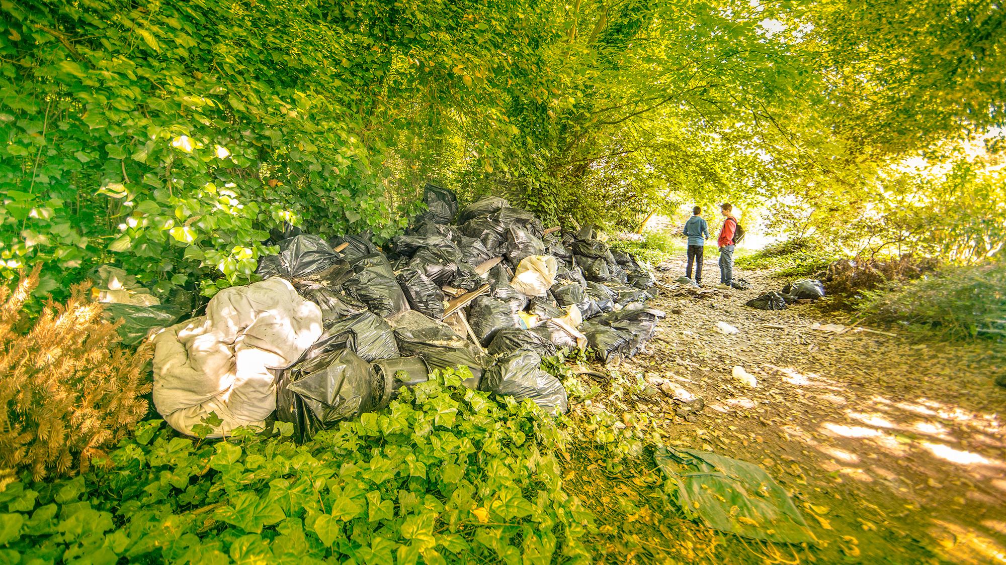 SUEZ illegal dumping