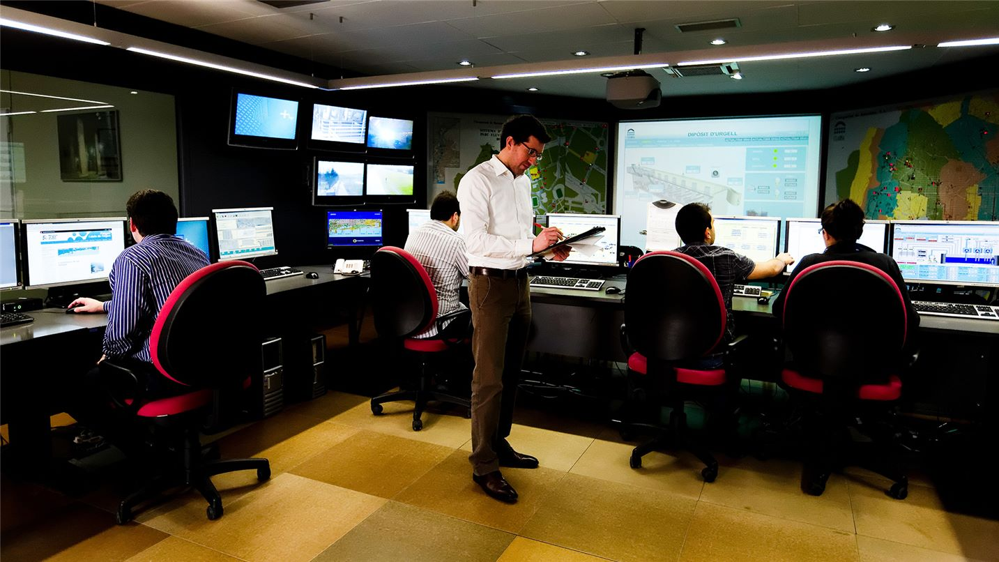 Network management centre