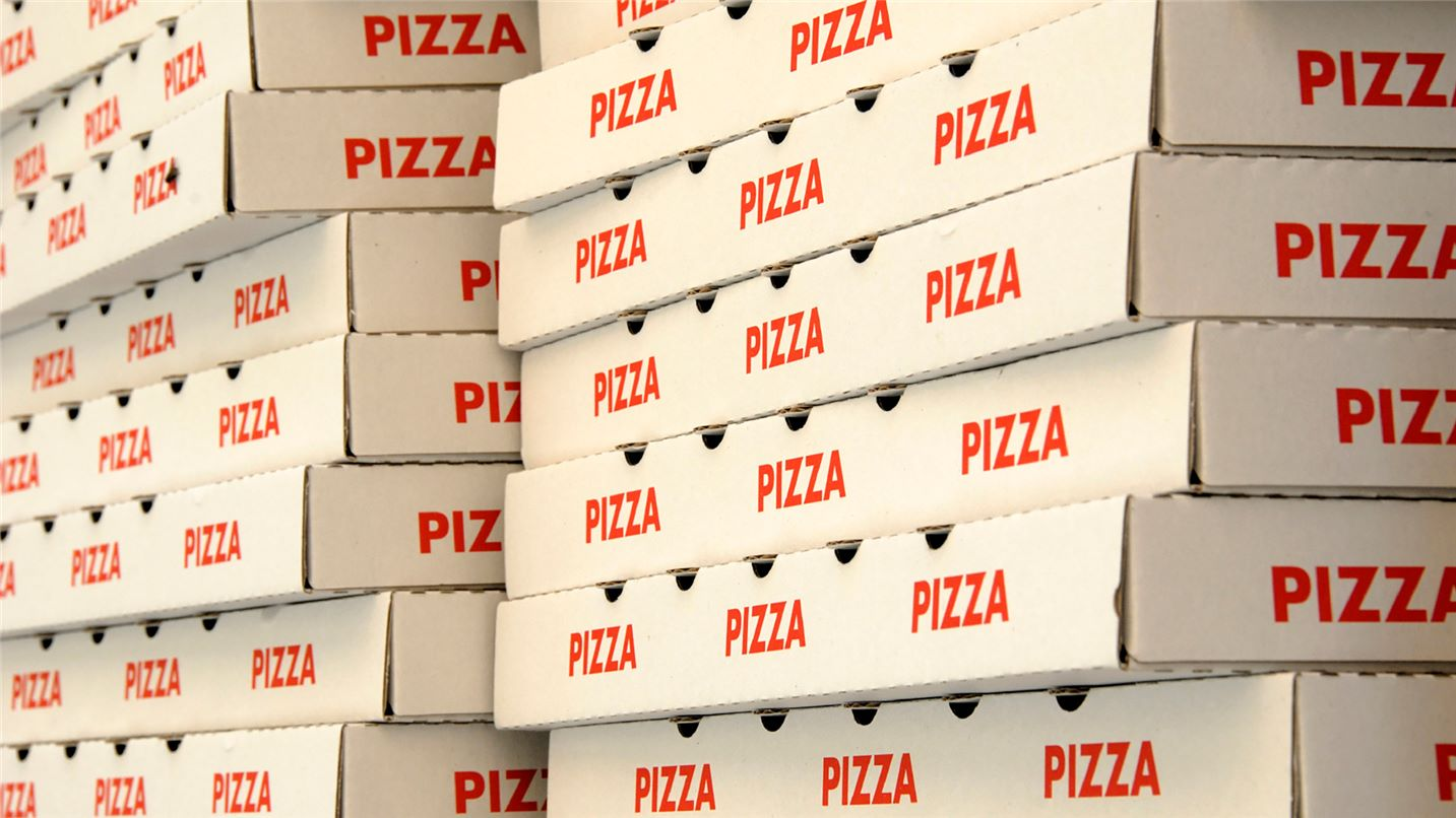 Recycling tips pizza boxes