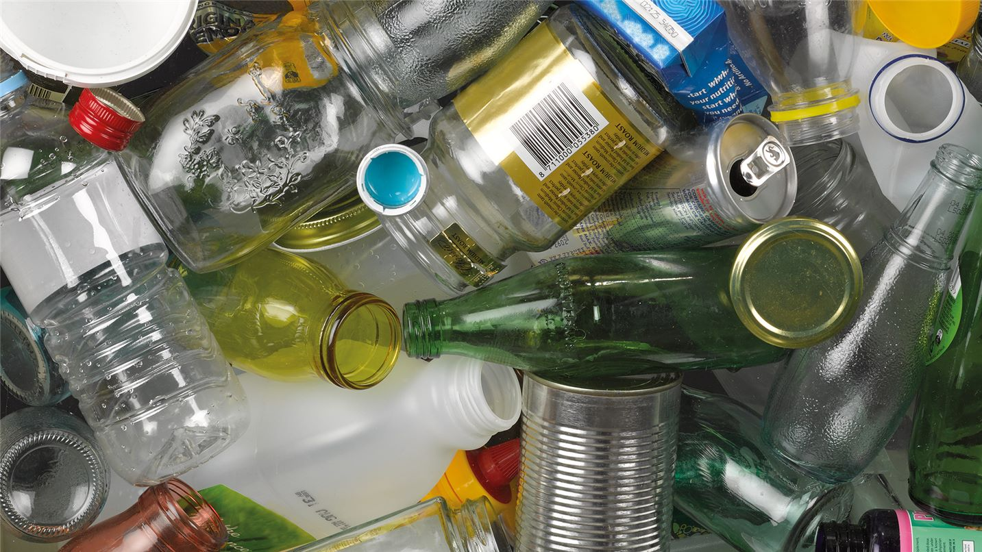 Co mingled Recycling