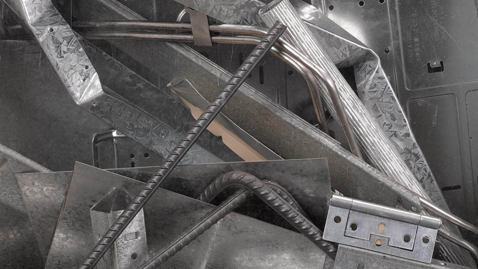 Metal, aluminium & steel