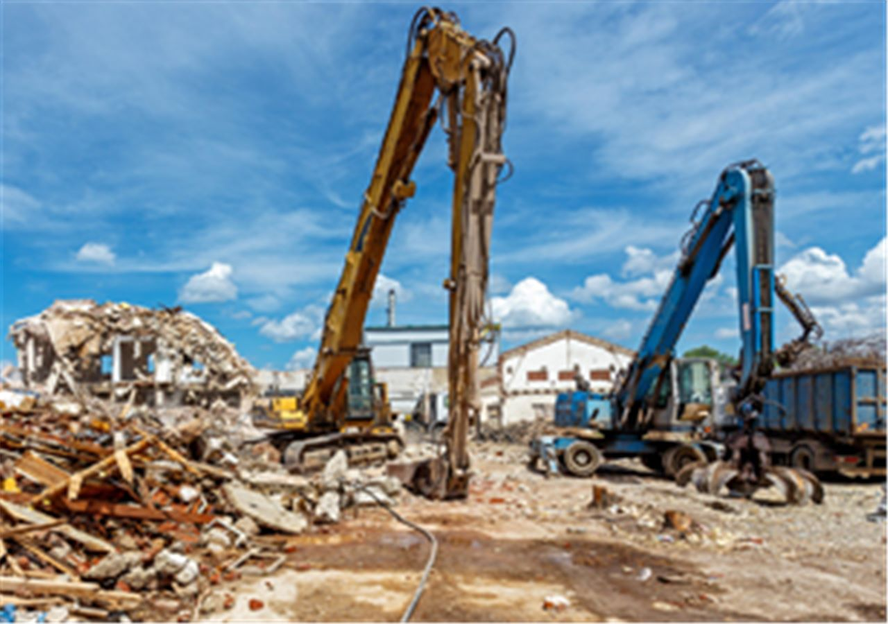 Construction and demolition services