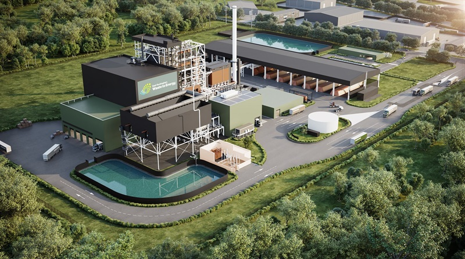 SUEZ_ANZ East Rockingham Energy From Waste image