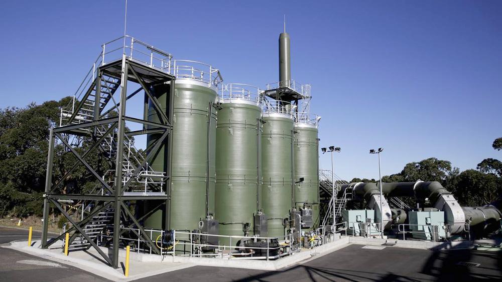 Cronulla Wastewater Treatment Plant