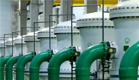 Membrane technology in water treatment plant