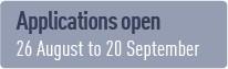 SUEZ community grants applications grey button