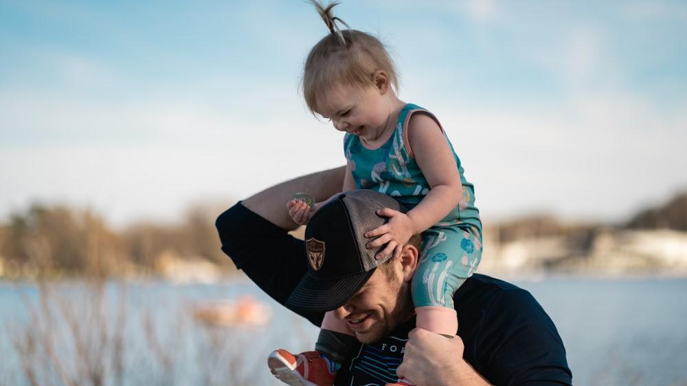 SUEZ parental leave PR adorable baby child 1000x563