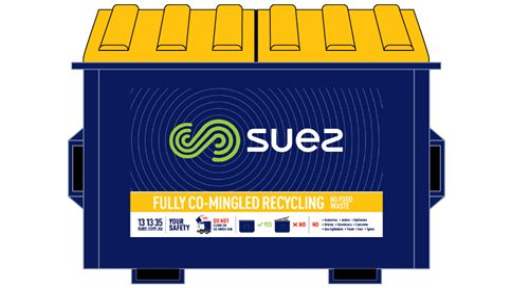illustration of SUEZ FEL Bin