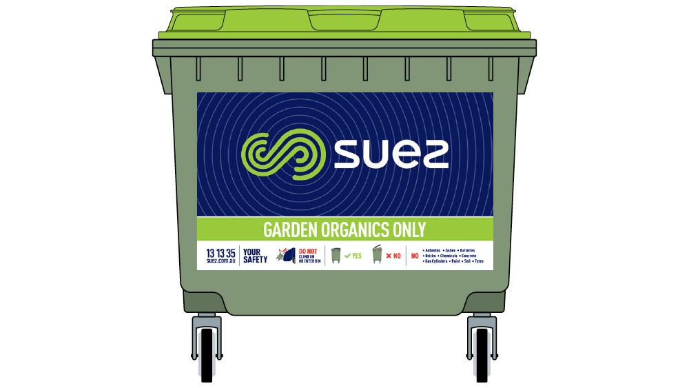 illustration of SUEZ REL Bin