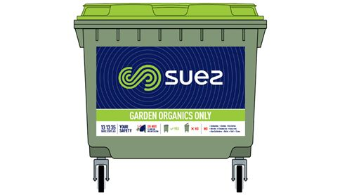 illustration of SUEZ REL Bin