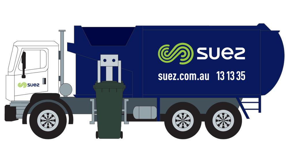 Side Lift Truck