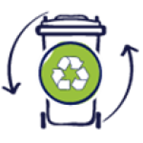 educate tenants and employees on waste management best practice