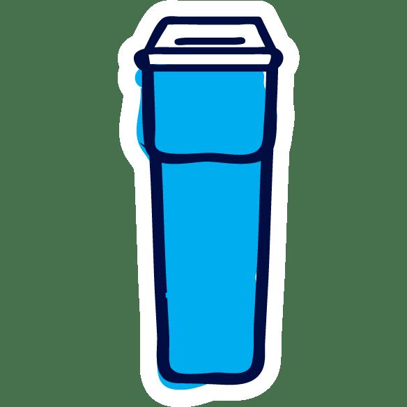SUEZ businesses waste full spectrum sanitary waste icon 140x140px