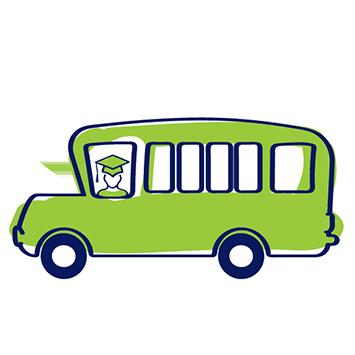 SUEZ ICONS Education Bus 30x30