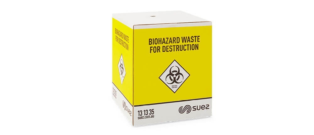Biohazard box