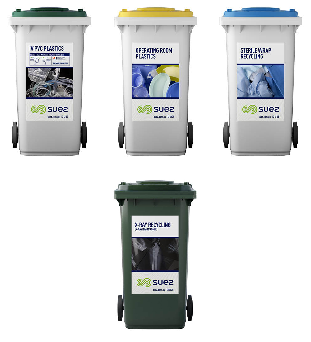 Our mobile garbage bins (MGBs)